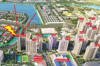 CĐT unlock quỹ căn Đông Nam phân khu S1 ôm trọn hồ 24,5 ha dự án Vinhomes Ocean Park, 0946928689