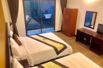 Cần bán khách sạn tại Sa Pa, 360m2, hơn 40p, hoàn thiện hết CSVC, giá bán 26 tỷ. Quyên 0983910518