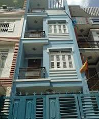 Toà nhà CHDV đường Bà Lê Chân, Quận 1, P.Tân Định, DT 8x21.5m, hầm 5 tầng, chỉ 36.5 tỷ