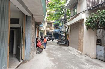 Bán nhà phố Yên Lạc, Lạc Trung, Hai Bà Trưng, ô tô vào nhà, 50m, MT 4.5m, 4.4 tỷ, văn phòng
