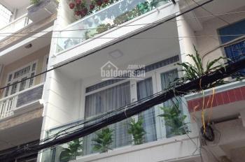 Bán gấp nhà HXH 8m Nghĩa Phát, P. 6, Tân Bình 3,7x14m, 3 tầng đúc, giá 7,6 tỷ/TL