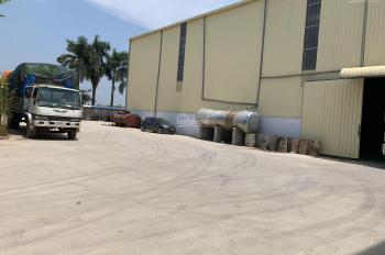 Cho thuê kho bãi nhà xưởng trong khu công nghiệp Ninh Bình