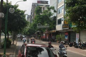 Bán nhà mặt phố Nguyễn Khang, Trần Duy Hưng 77m2, 7 tầng, MT 9m, 27 tỷ. LH 0988715733