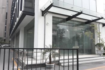 Cho thuê 466m2 nhà mặt phố Nguyễn Hoàng, Mỹ Đình, MT 12m, phù hợp làm nhà hàng lẩu siêu thị