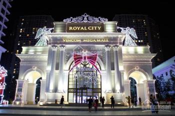 Bán sàn văn phòng tại R4 - Royal City, giá 45tr/m2 full nội thất, hotline 0888.797.567