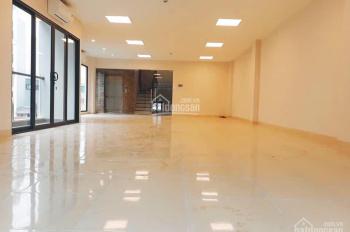 Cho thuê sàn thương mại 525m2 phố Nguyễn Hoàng, Mỹ Đình, MT 22m, phù hợp làm siêu thị nhà hàng