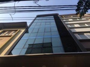Chính chủ bán gấp nhà phố Thái Hà 100m2, 7 tầng, thang máy đường ô tô 15.5 tỷ 0988809718