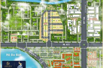 Chỉ với 650tr, có thể sở hữu 1 lô đất 75m2 ngay tại TT hành chính H. Bắc Tân Uyên - Bình Dương