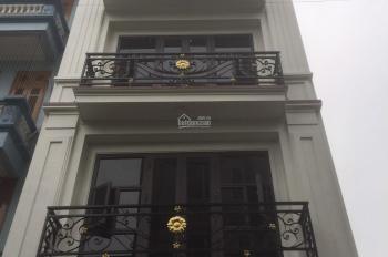 Bán nhà Vạn Phúc - Hà Đông (45m2*5tầng), full nội thất, ô tô vào nhà, giá 5,2 tỷ. 0986498350