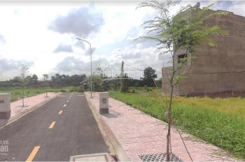 Bán đất MT Vườn Lài, Quận 12 giá 1.9 tỷ/100m2 (5x20m) ngay phà An Phú Đông. SHR, LH: 0778153266