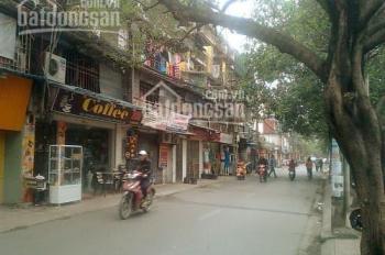 Cho thuê cửa hàng kd mặt hồ Thành Công vị trí đẹp