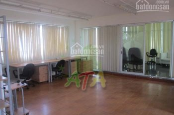 Văn phòng giá tốt đường Trần Khánh Dư, Q. 1, DT 40m2 - 12tr/tháng, LH 0902326080
