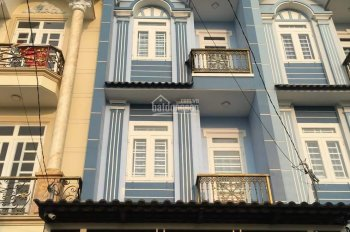 Chính chủ bán nhà hẻm 47 đường Bình Thành, p. Bình Hưng Hòa B, 4 tấm 64.6m2 giá 4.3 tỷ TL