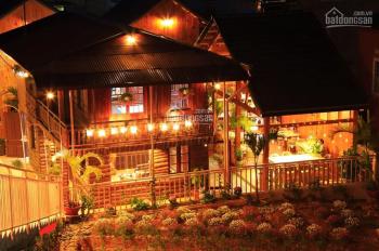 Cần bán Homestay + cafe tại P6, Đà Lạt. Cách trung tâm 1 km 0902.528.740 Hùng diện tích 300m2