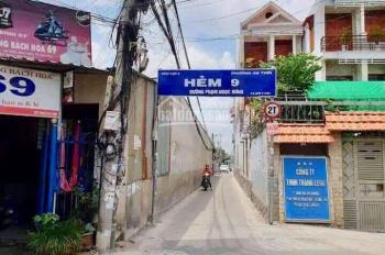Bán nền thổ cư trục chính hẻm 9 Phạm Ngọc Hưng, Ninh Kiều (5x23,65m) giá 2,95 tỷ