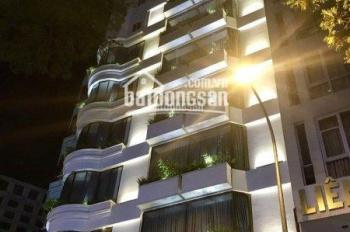 Bán khách sạn Lý Tự Trọng - Chu Mạnh Trinh, P. Bến Thành XD: 1 hầm + 12 lầu, call 0977771919