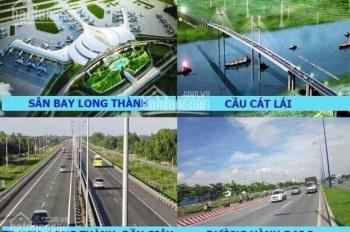 Bán đất ruộng, vườn, đất nông nghiệp mặt tiền sông lớn, xã Phú Đông, Nhơn Trạch, Đồng Nai