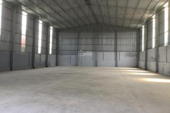 Cho thuê kho xưởng 1000m2, Thuận Giao, Thuận An, Bình Dương, giá 40tr/tháng. LH 0931268002