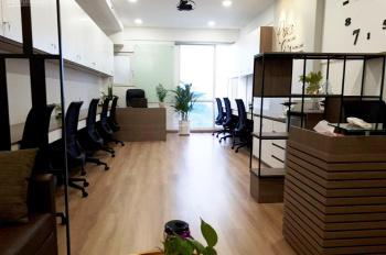 Quận 10 cho thuê officetel 45m2 full nội thất văn phòng hiện đại vận hành ngay, LH 0908409382