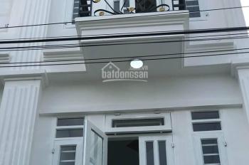 Bán nhà Nguyễn Ảnh Thủ, giá 1,67 tỷ DT 35m2, HXH, nhà 2 lầu, LH 0396513661 Quỳnh
