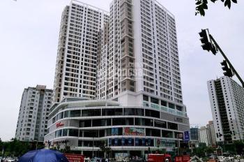 Cho thuê mặt sàn tầng 2 Center Point, Lê Văn Lương cực đẹp