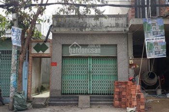 Mặt tiền Trần Tấn, Tân Phú, 5x20m, cấp 4, giá 9 tỷ TL