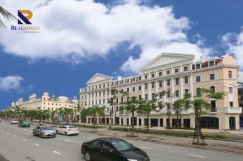 Chiết khấu đặc biệt 23.5% - căn 150 m2 - xây 5 tầng quỹ căn đẹp shophouse mặt đường Hạ Long