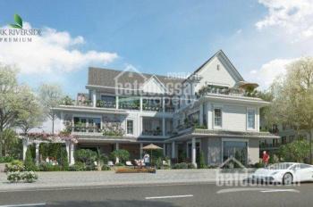 Cần bán biệt thự đơn lập mặt sông Park Riverside, 360m2, LH 0914914968, giá 18 tỷ