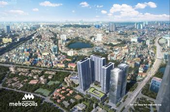 Bán căn hộ 02 PN dự án Vinhomes Metropolis Liễu Giai, full nội thất bằng giá CĐT. LH 0904992995