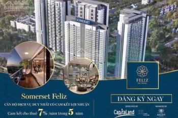 Cập nhật những căn hộ Somerset Feliz En Vista tại Q2 giá tốt nhất thị trường view đẹp 0939053749