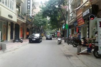 Bán nhà mặt ngõ KD sầm uất Nguyễn Chí Thanh: DT 56m2, MT 4,3m, 5 tầng, lô góc, giá 10.5 tỷ