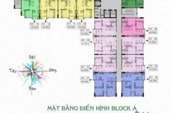 50 suất nội bộ Tecco Đầm Sen Complex giá sốc căn hộ Tecco Đầm Sen Complex - 2PN- 3PN view Đầm Sen