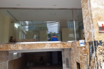 MBKD, VP mặt phố Hoàng Ngân S = 161m2/sàn, lô góc view kính