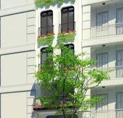 Bán nhà 90m2 x 7T Nguyễn Khánh Toàn có 15 phòng khép kín. Giá: 9,5 tỷ, đang cho thuê giá 35tr/th