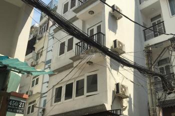 Cho thuê mặt tiền Điện Biên Phủ, Quận 10, DT 5x20m, 4 lầu sân thượng. Giá 80tr/th, 0931343606 Quyên