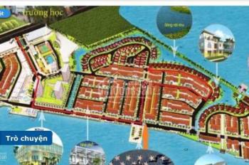 Chính chủ cần bán đất nền dự án đô thị phố biển Marine City, chỉ 14tr/m2 tại Bà Rịa Vũng Tàu