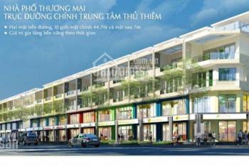 Shophouse căn hộ Sala Sarimi cho thuê 600m2, 1 hầm + 4 lầu 7*24m. Call 0977771919