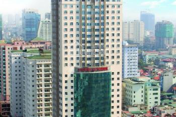 Cho thuê VP 100 - 200 - 300m2 ô góc, 2 mặt thoáng tại tòa nhà Licogi 13. Liên hệ 0902 255 100