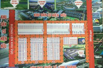 Duy nhất 1 nền đất Biên Hòa, gần ngã 3 Thái Lan, KCN Tam Phước, 100m2 giá chỉ 850tr SHR, 0934355684