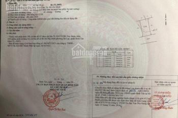 Cần bán lô đất hẻm đường An Dương Vương, phường An Lạc, quận Bình Tân, TP. HCM. LH: 0946589599