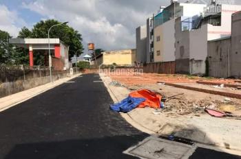 Bán đất 4x16m đường 7m, giá 4 tỷ mặt tiền nội bộ ngay Tân Hương (gần chợ Tân Hương)