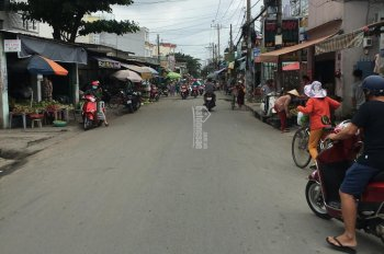 Nhà mặt tiền Đông Hưng Thuận 02, P. Đông Hưng Thuận, quận 12