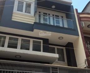 Bán gấp nhà hẻm 116 Thiên Phước, Tân Bình, DT 4 x 16m nở hậu 8m, nhà 3 lầu, sân thượng