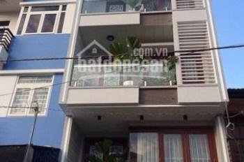 Bán gấp nhà hẻm 165 Nguyễn Thái Bình Q1, DT 4.1x26m xây 4 lầu, giá chỉ 32 tỷ. LH 0912.110055 A Huy