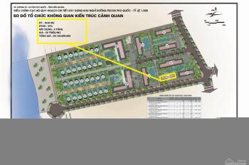 Bán lô đất 1650m2 xây khách sạn tại Bãi Trường, Phú Quốc, Đất sạch vào xây dựng ngay