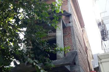089.9269.489 - Bán biệt thự 4T xây thô thiết kế đẹp mặt đường khu Quán Nam, Kênh Dương, Hải Phòng