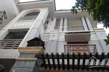 Cho thuê nhà nguyên căn hẻm xe hơi 10m 349/10A Lê Đại Hành gần Tôn Thất Hiệp