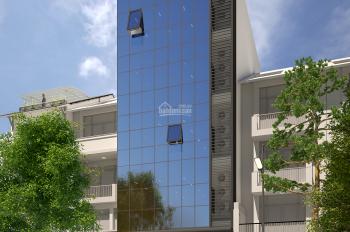 Cho thuê nhà mặt phố Trung Hòa. DT 120m2 x 5 tầng