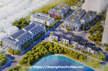 Suất ngoại giao dự án biệt thự, liền kề Hoàng Thành Villas