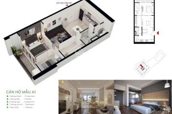 Bán cắt lỗ căn hộ 52m2 (1801) Cầu Giấy Center Point giá 33 tr/m2. 0977.480.760